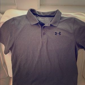 Under Armor golf shirt